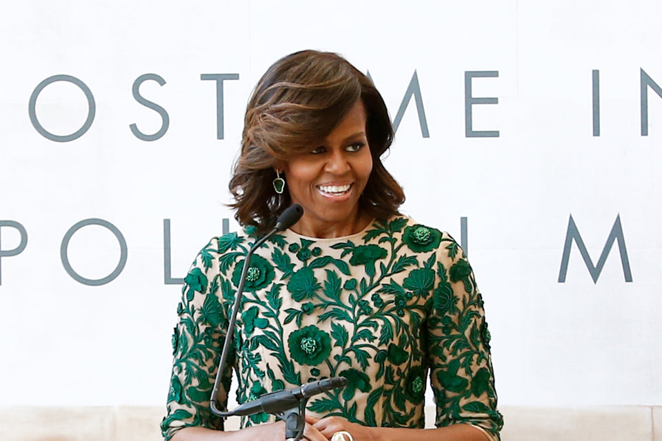 MICHELLE OBAMA - (Perfume, Soft,) - The most favorite female scent in the company, so nice as a male, I wear it myself.