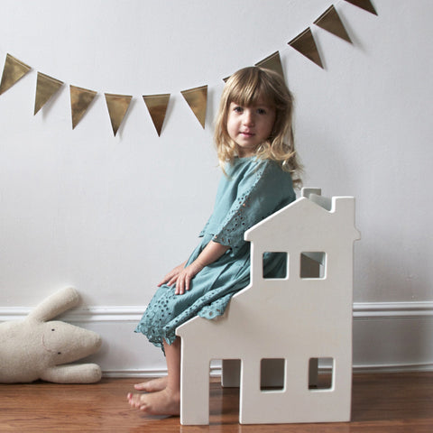 Doll house chair by Paloma's Nest