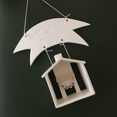 2020 Commemorative House Christmas Ornament by Paloma's Nest