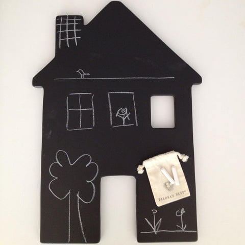 New! House Chalkboard