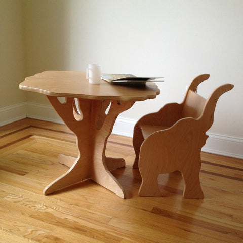 Tree Table for Children by Paloma's Nest
