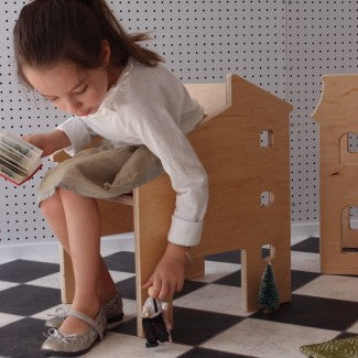 Modern Doll House Chair by Paloma's Nest
