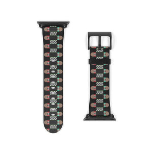 Plumskum Accessories Skateboard Bandolier Apple Watch Band