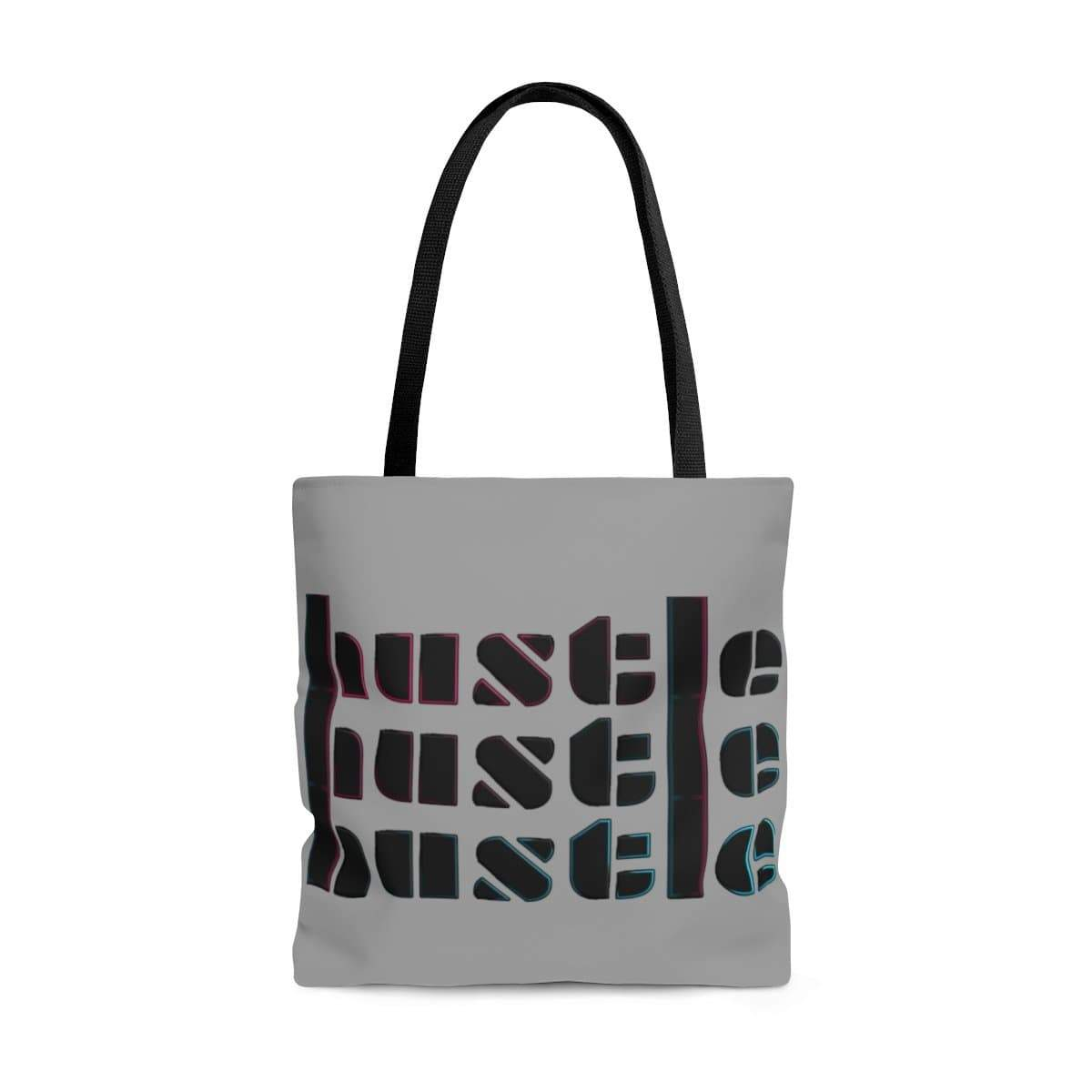 Plumskum Bags Large 3 Times the Hustle Tote Bag