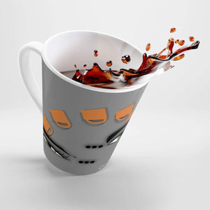 Plumskum Mug 12oz Coffee-Aesthetic.com - Coffee Awake! Latte mug
