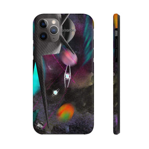 Plumskum Phone Case iPhone 11 Pro Max Space Starfight IPhone 11 Pro Max Case