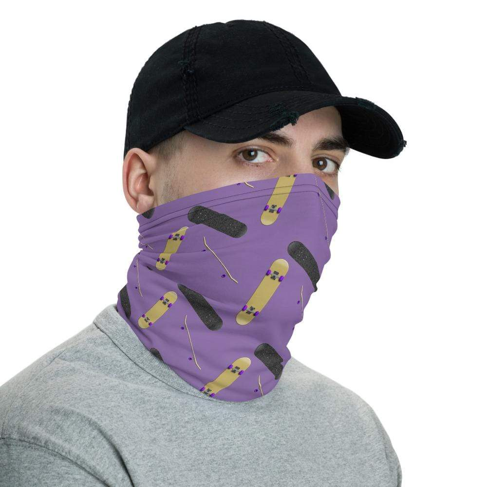 Plumskum Skateboarder Face Mask Neck Gaiter
