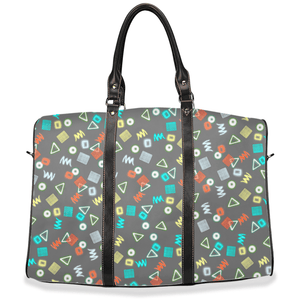 Plumskum Small / Black Plumskum Juggle Livery Pattern Bag