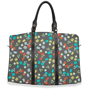 Plumskum Small / Brown Plumskum Juggle Livery Pattern Bag