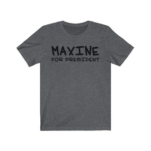 Plumskum T-Shirt Dark Grey Heather / S President Maxine