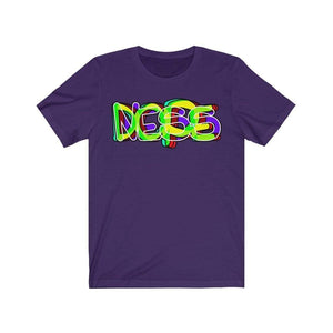 Plumskum T-Shirt Team Purple / XS A Dope T-shirt by Plumskum