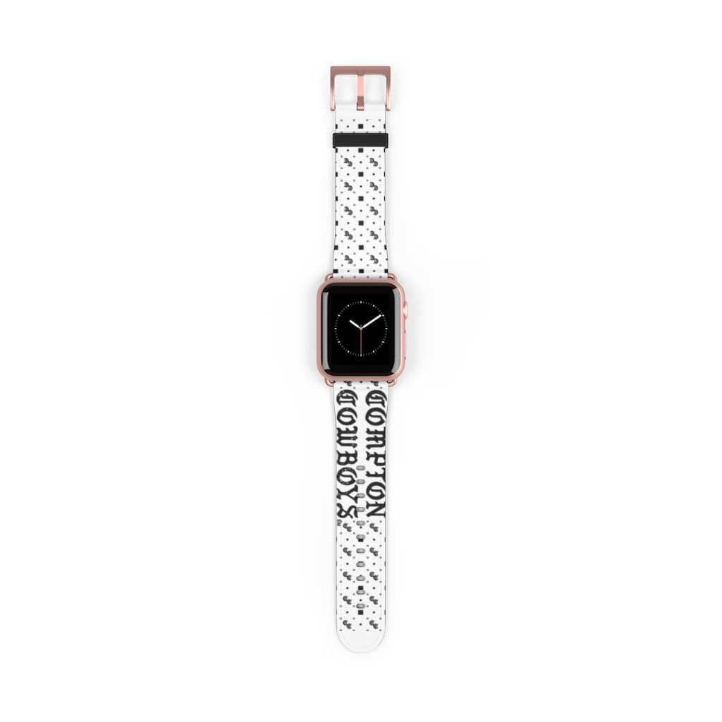 Printify Accessories 38 mm / Rose Gold Matte Compton Cowboys | Neighbor Hood Watch Band