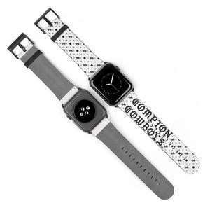 Printify Accessories 42 mm / Black Matte Compton Cowboys | Neighbor Hood Watch Band
