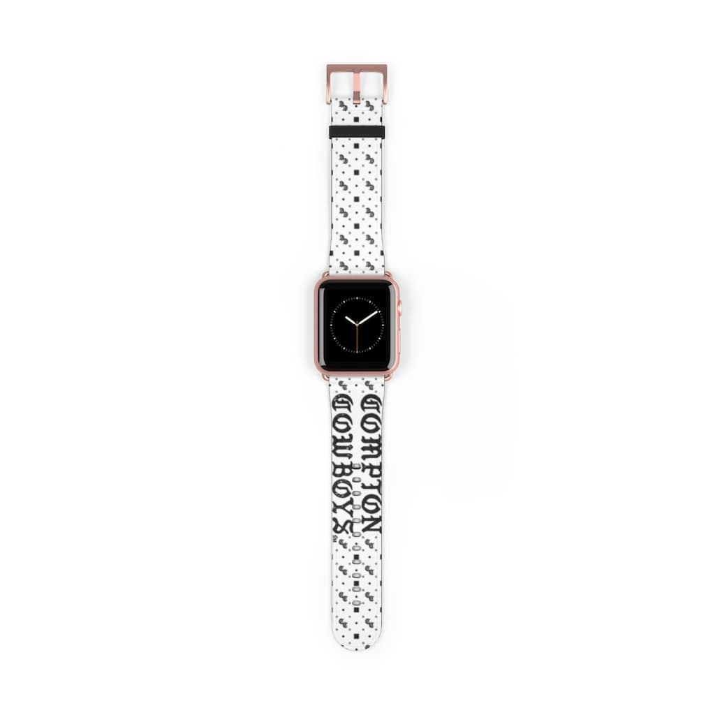 Printify Accessories 42 mm / Rose Gold Matte Compton Cowboys | Neighbor Hood Watch Band