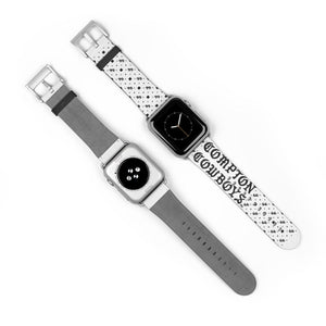 Printify Accessories Compton Cowboys | Neighbor Hood Watch Band