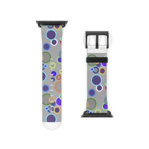 Printify Accessories Plumskum Original Pattern Apple Watch Band
