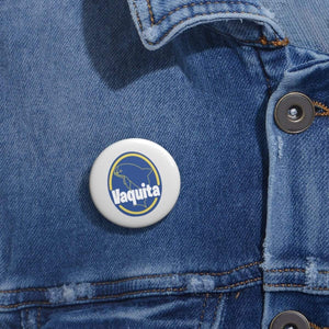 Printify Accessories Vaquita Sticker Pin Buttons