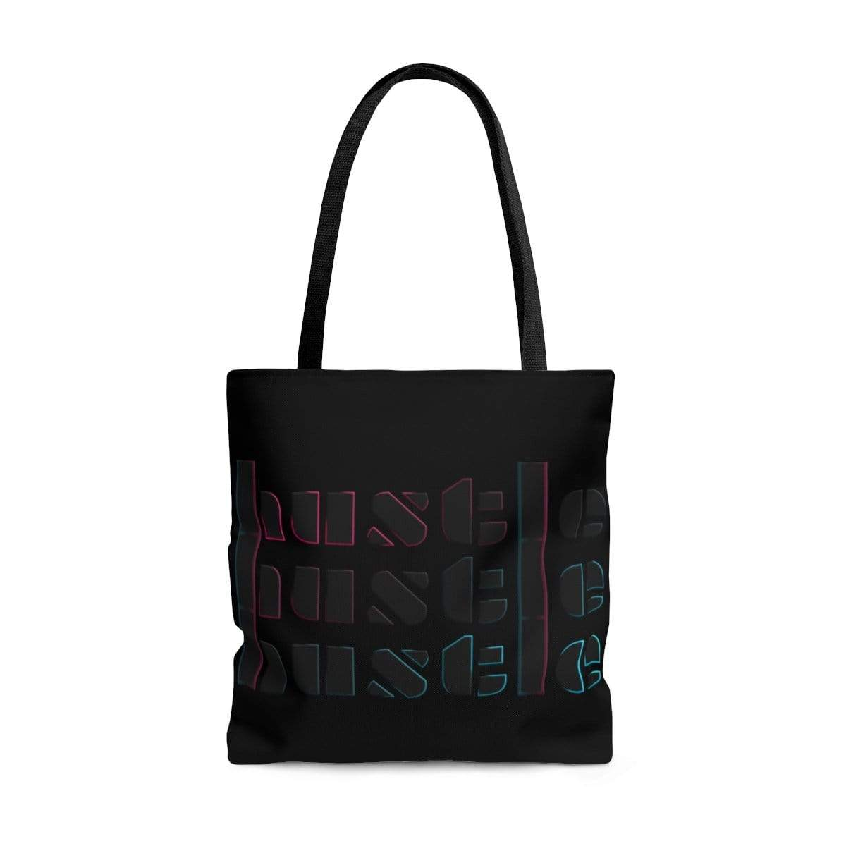 Printify Bags Large 3 Times the Hustle Tote Bag