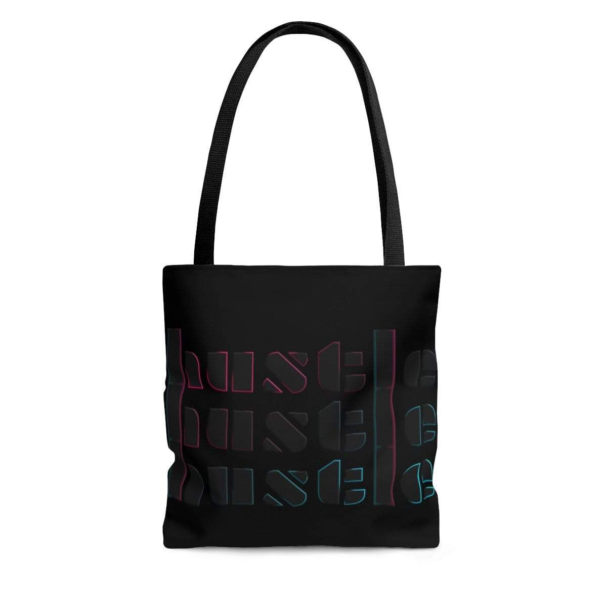 Printify Bags Small 3 Times the Hustle Tote Bag