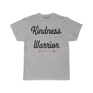 Printify T-Shirt Athletic Heather / S Warrior of Kindness