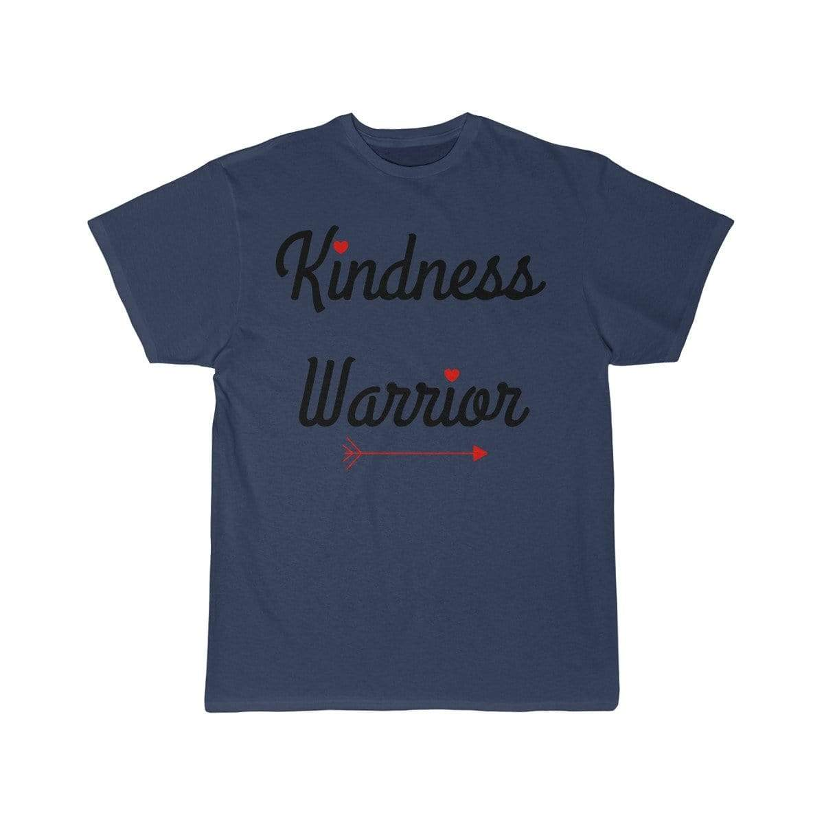 Printify T-Shirt Athletic Navy / S Warrior of Kindness
