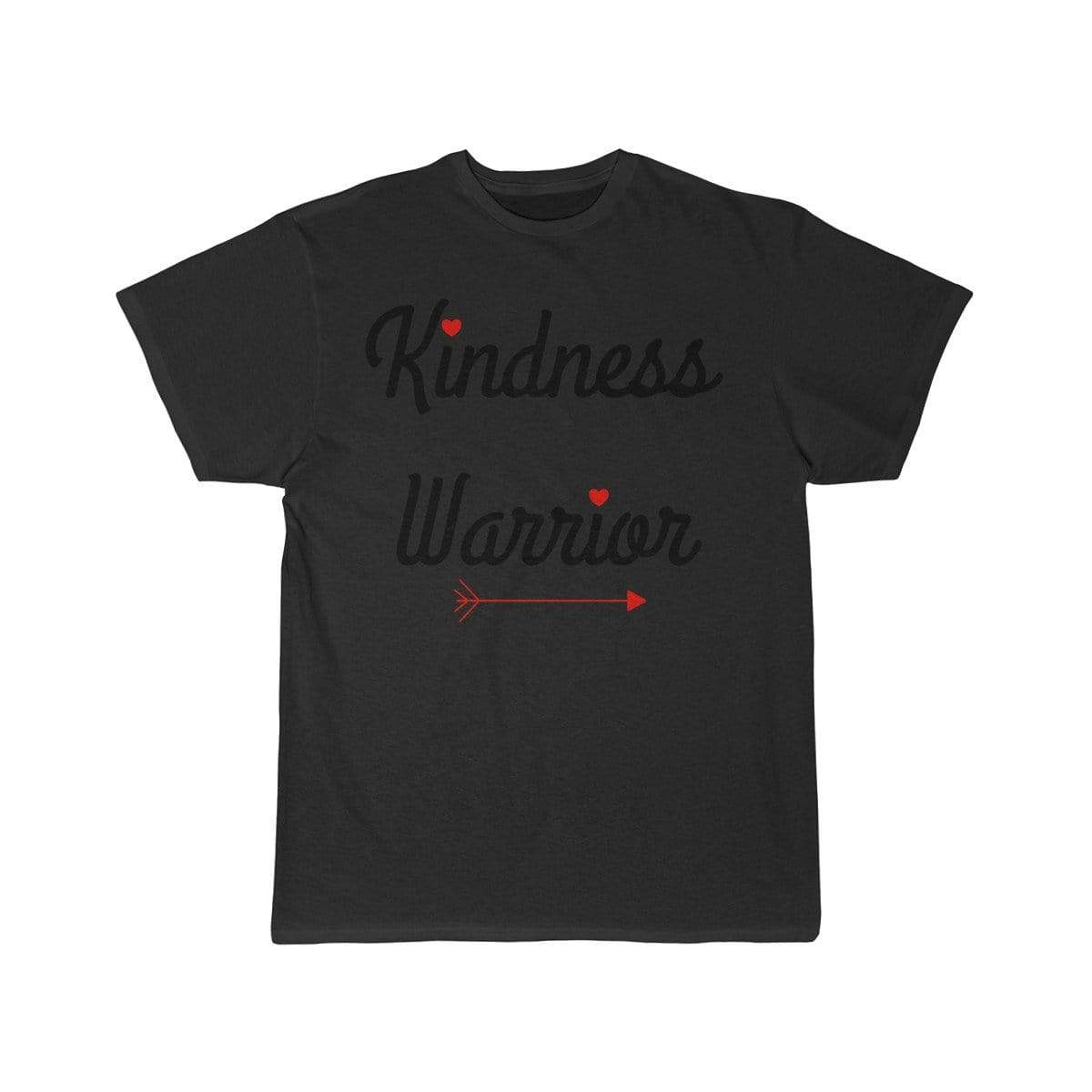 Printify T-Shirt Black / S Warrior of Kindness