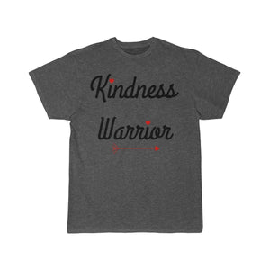 Printify T-Shirt Charcoal Heather / S Warrior of Kindness