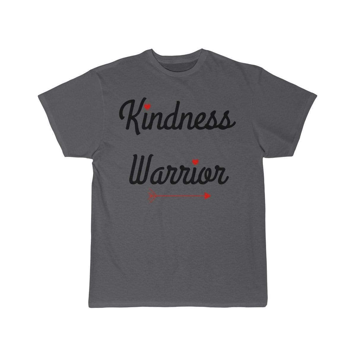 Printify T-Shirt Charcoal / S Warrior of Kindness