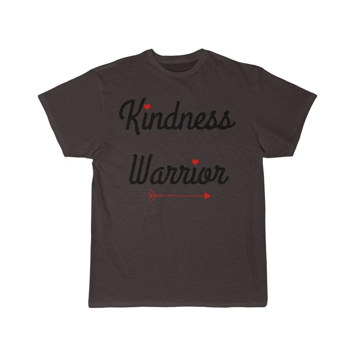 Printify T-Shirt Dark Chocoloate / S Warrior of Kindness