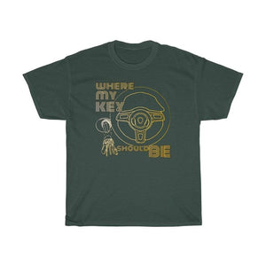 Printify T-Shirt Forest Green / S Left Hand Ignition Tribute T-Shirt