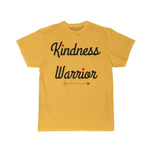 Printify T-Shirt Gold / S Warrior of Kindness