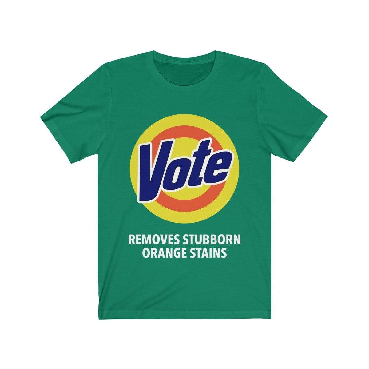 Printify T-Shirt Kelly / S VOTE Tee