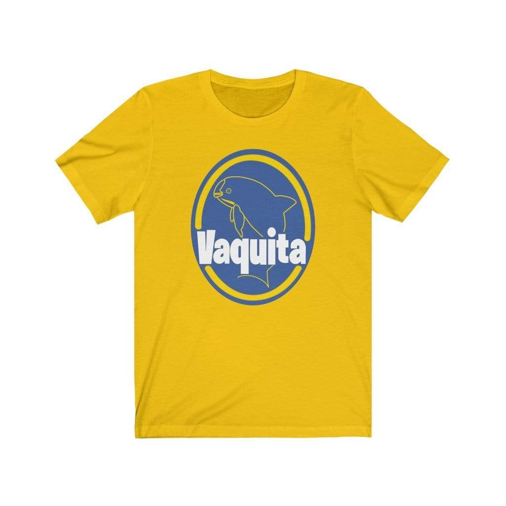Printify T-Shirt Maize Yellow / L Vaquita Tee