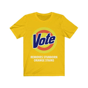 Printify T-Shirt Maize Yellow / S VOTE Tee