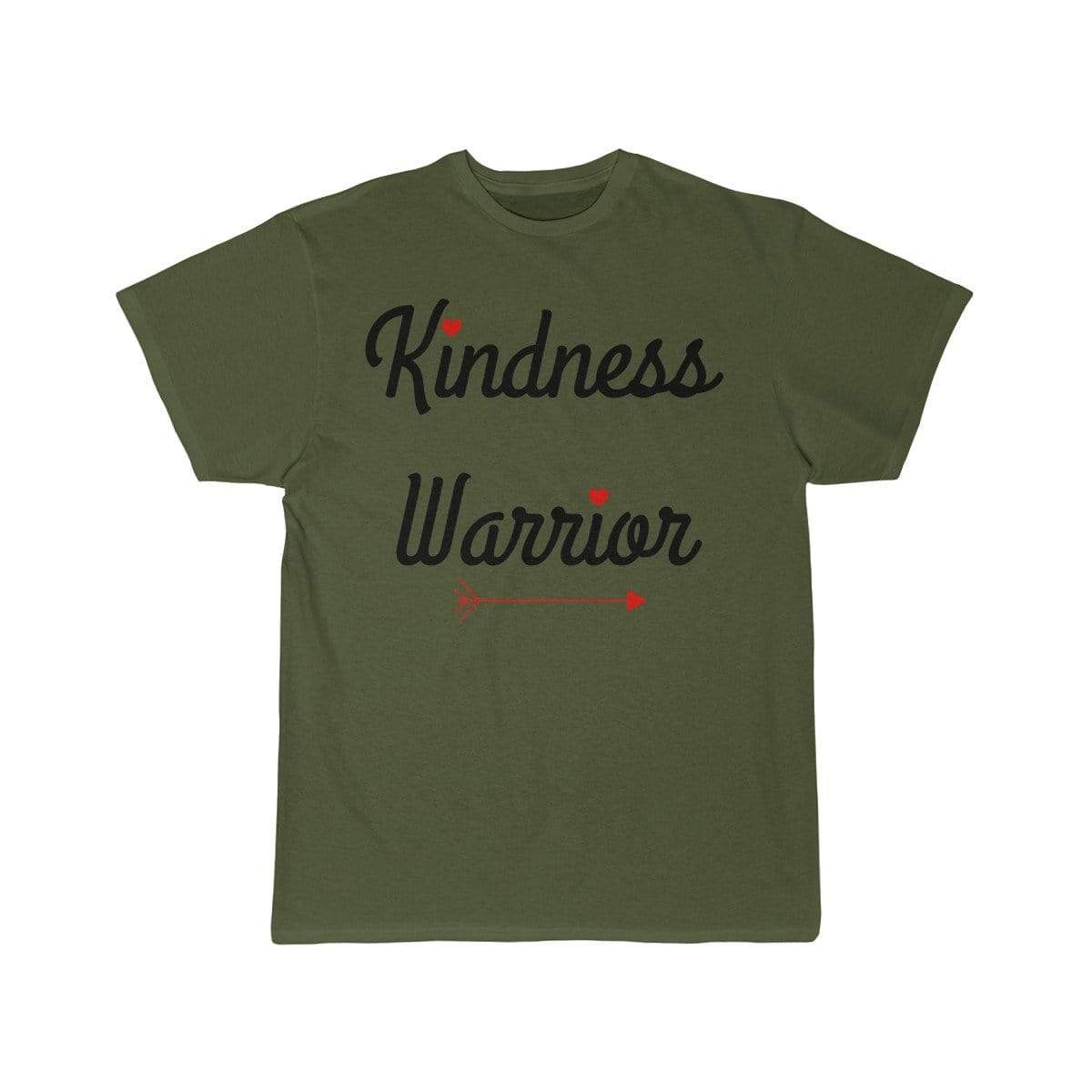 Printify T-Shirt Moss / S Warrior of Kindness