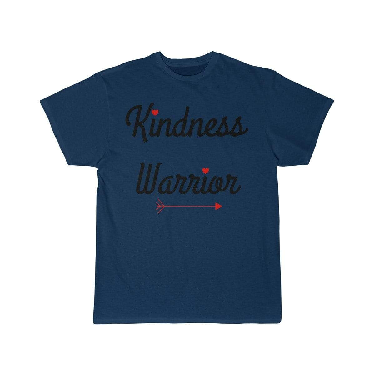 Printify T-Shirt Navy / S Warrior of Kindness