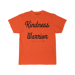 Printify T-Shirt Orange / S Warrior of Kindness