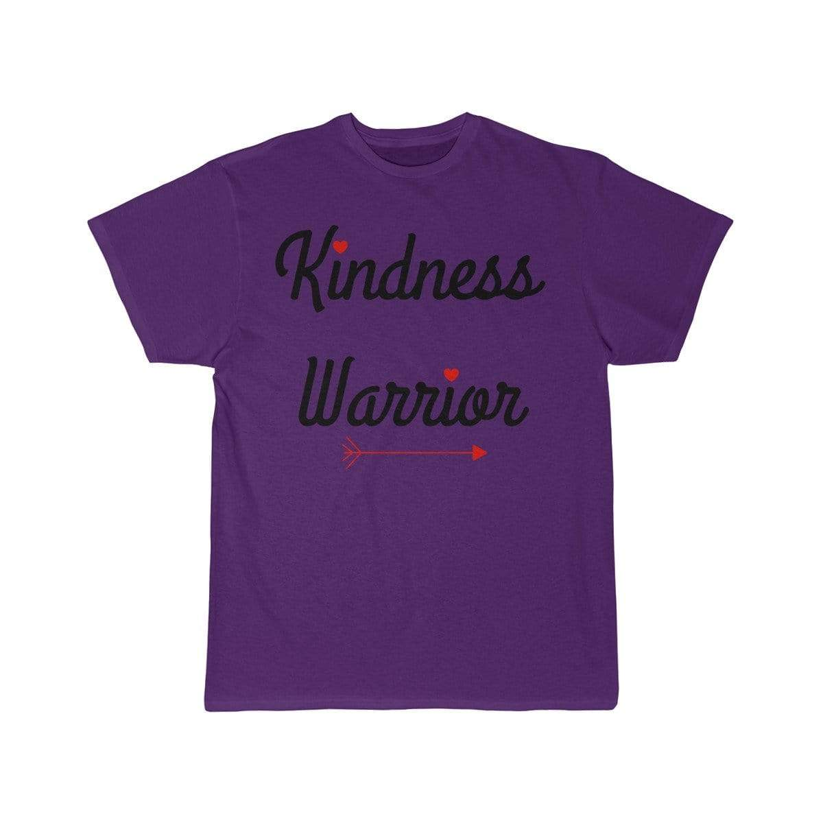 Printify T-Shirt Purple / S Warrior of Kindness