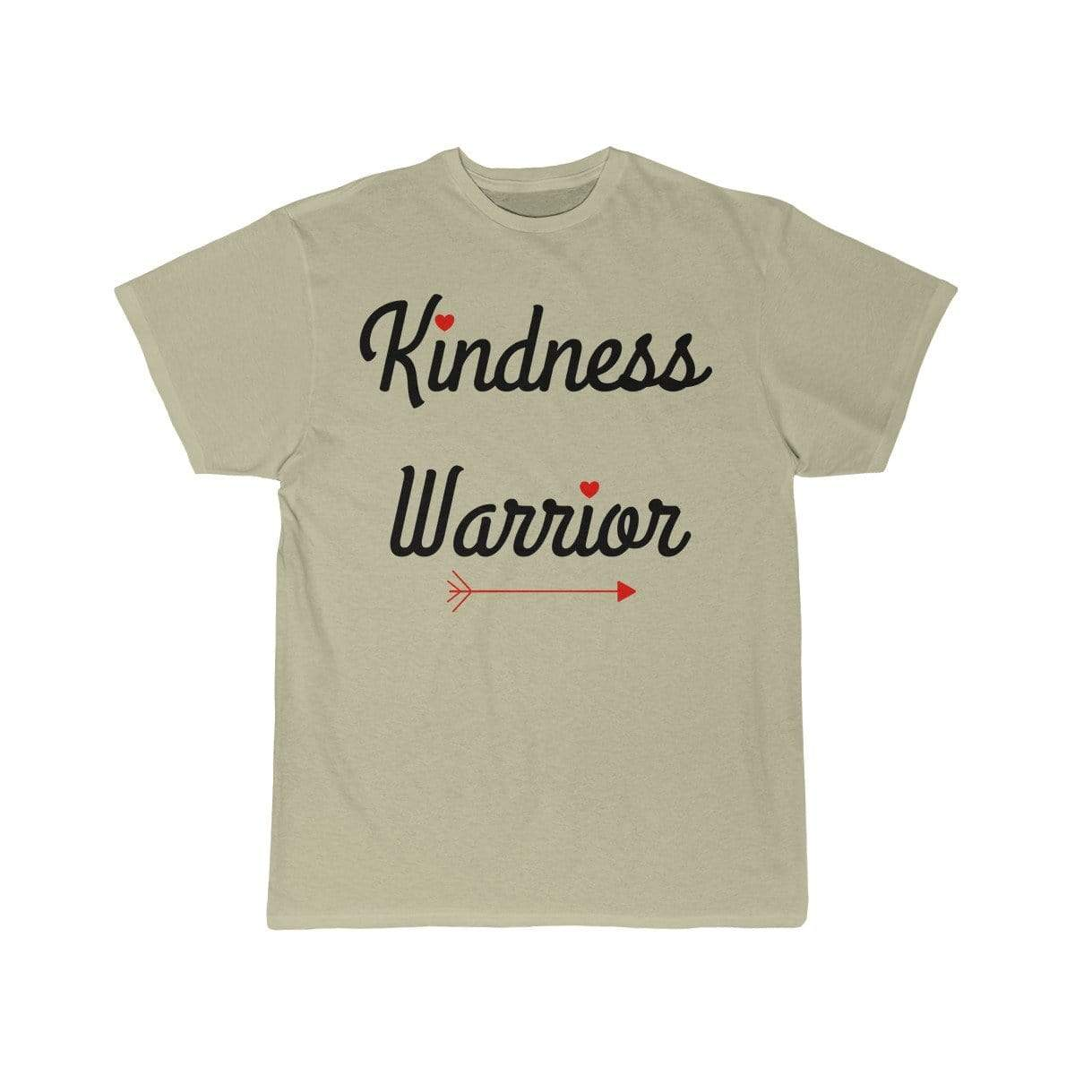 Printify T-Shirt Putty / S Warrior of Kindness