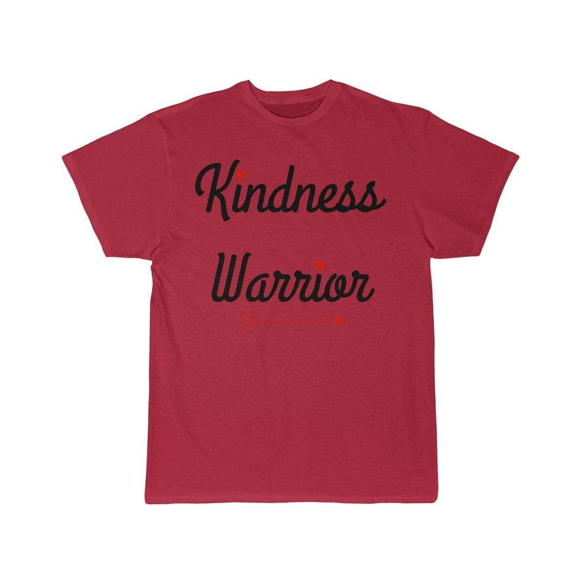 Printify T-Shirt Red / S Warrior of Kindness