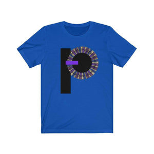 Printify T-Shirt True Royal / XS Plumskum Pinwheel Etc. Co. TShirt
