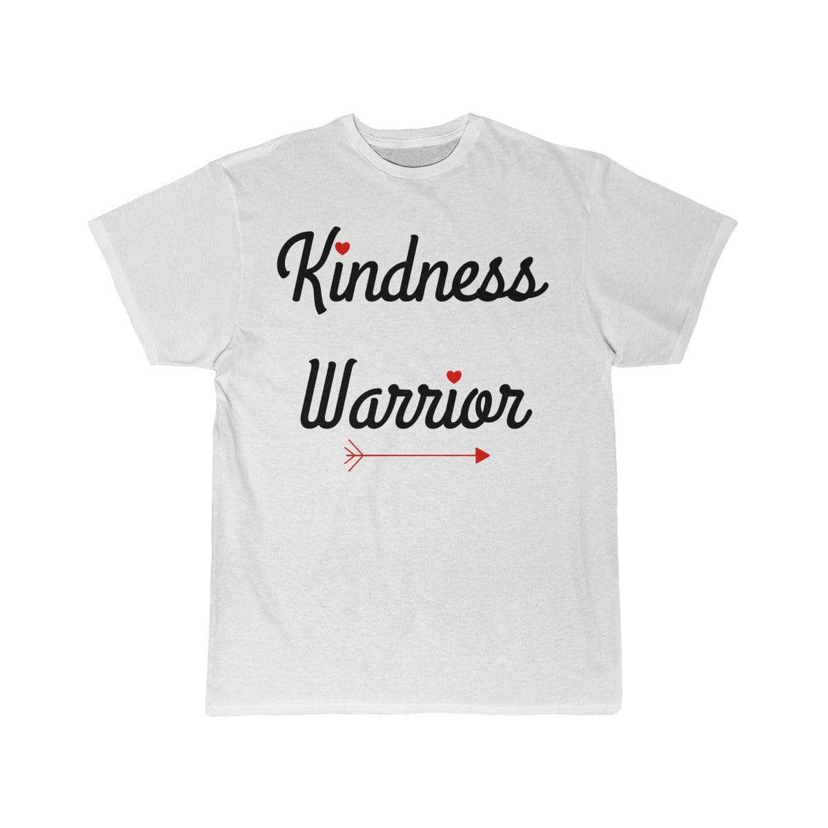 Printify T-Shirt White / L Warrior of Kindness