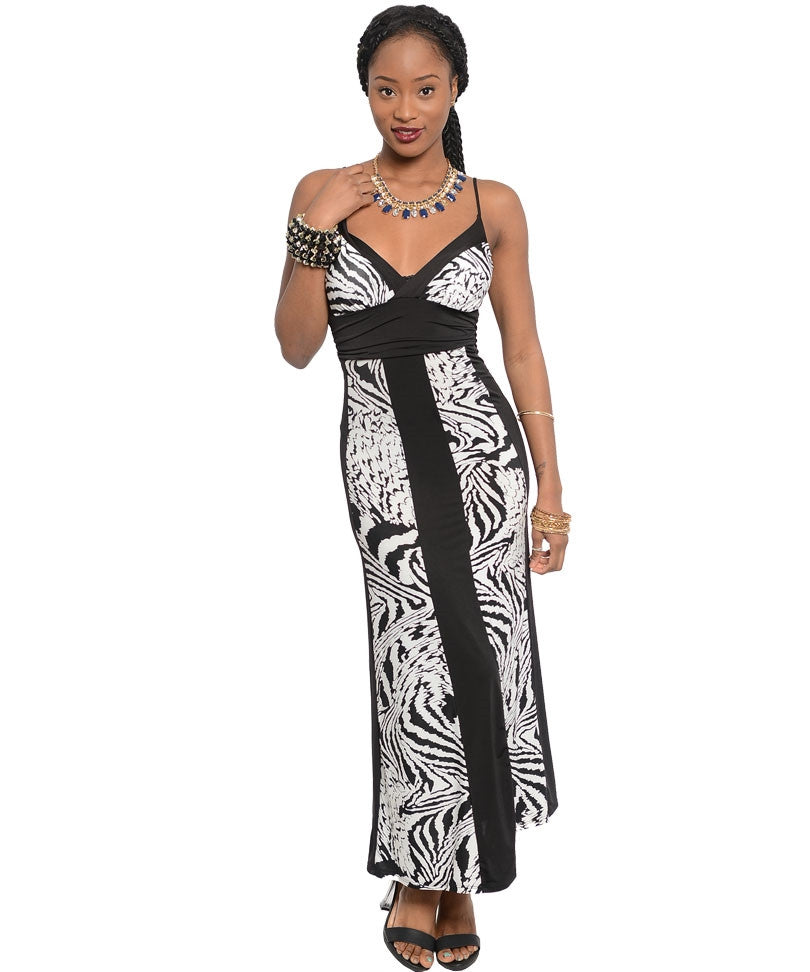 size 6 maxi dress pictures