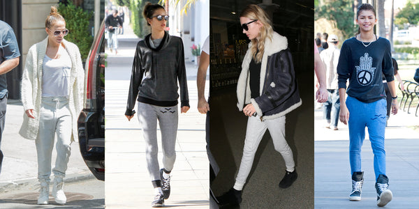 Celebs who rock the lazy look in style with Lazypants!