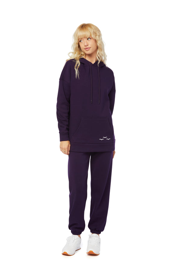 Niki & Cooper Ultra-Soft Set in Purple from Lazypants - always a great buy at a reasonable price.