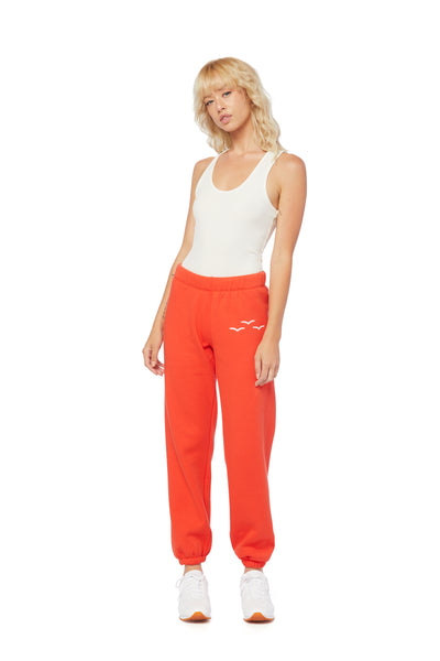 Niki Ultra Soft Sweatpants in Orange from Lazypants - always a great buy at a reasonable price.
