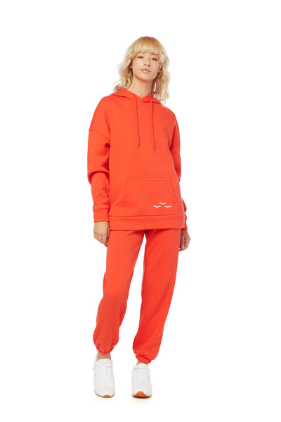Niki & Cooper Ultra Soft Set in Orange from Lazypants - always a great buy at a reasonable price.