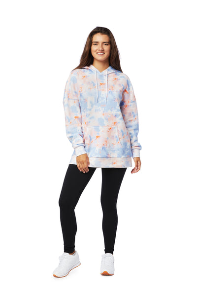 The Cooper hoodie in blue creamsicle from Lazypants - always a great buy at a reasonable price.
