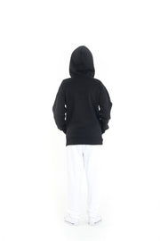 The Denver Zip Hoodie in Black from Lazypants - always a great buy at a reasonable price.