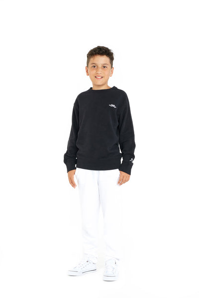 The Casey Boyfriend Crew in Black from Lazypants - always a great buy at a reasonable price.